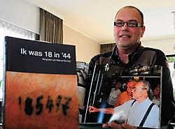 Yves Durnez vindt dat het bewogen leven van zijn vader niet vergeten mag worden.Patrick Holderbeke