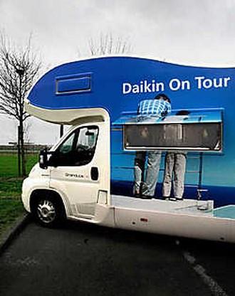 Daikin levert jobs aan huis