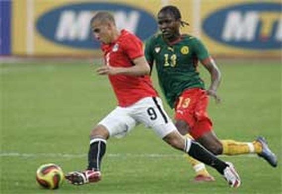Egypte start Afrika Cup met overwinning