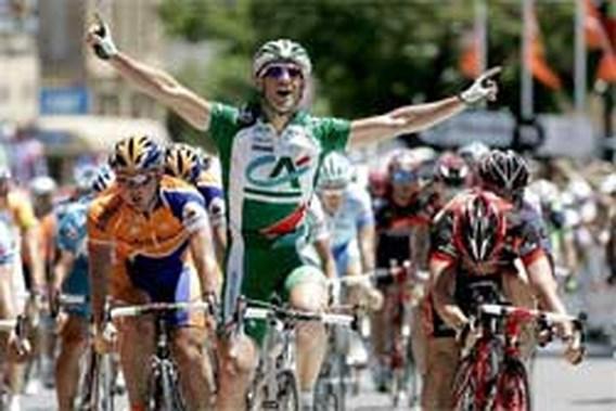 Australiër Renshaw wint eerste rit in Tour Down Under
