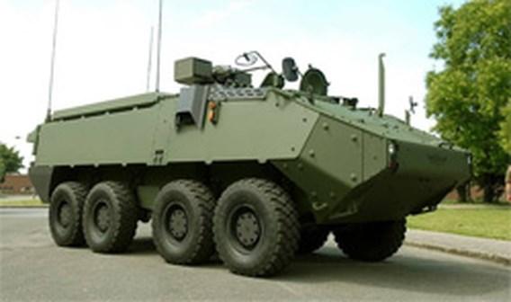 'Belgisch leger wilde absoluut dat 90mm kanon'