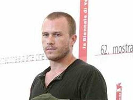 Heath Ledger bezat geen drugs
