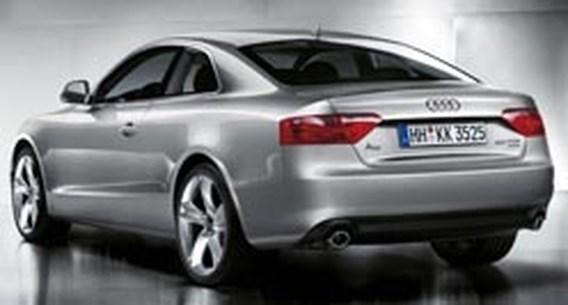 Belgen houden meest van Audi