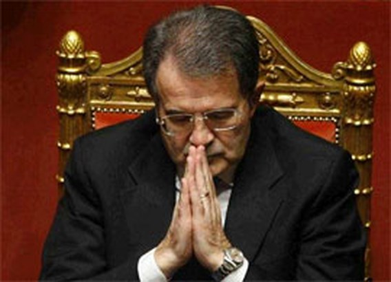 Italië zoekt oplossing na val regering