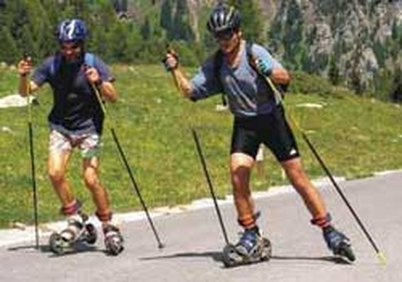 Nieuwe outdoortrend in de maak: skiken