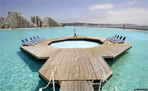 Chili heeft het grootste zwembad ter wereld