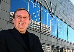 Gilbert Deley, topman en drijvende kracht achter het filmfestival, verlaat Kinepolis. Peter Maenhoudt