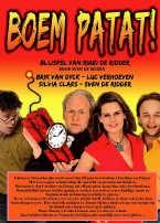 Het Echt Antwaarps Teater is goed voor komisch toneel. Ingezonden beeld