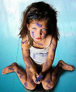 Het onhandige meisje Floppertje wil alles zelf doen, met alle gevolgen vandien.<br>Ingezonden beeld<br>