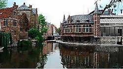 In de gerenoveerde Oude Vismijn komt een grote brasserie en een polyvalente zaal voor 800 mensen.<br>Lofting &amp; Urbis Group