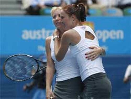 Zussen Bondarenko winnen dubbelspel Australian Open
