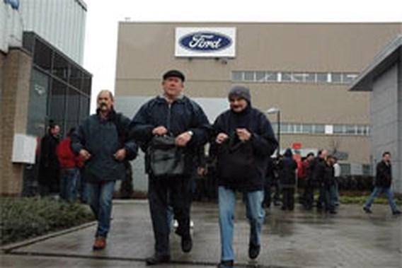 Meer tijdelijke werkloosheid bij Ford Genk