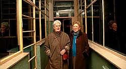 Samen met de ex-werknemers zoals Juliëtte Cox en Margriet Claes, wordt het verhaal van het import- en distributiebedrijf Janssens-Gilissen opgetekend. Gert Devocht<br>
