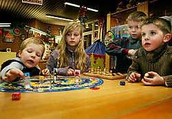 Kinderopvang De Peulder moet dringend wat groter worden. Inge Van den Heuvel<br>