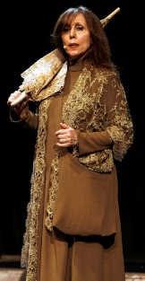 De 72-jarige diva Fairouz.epa<br>