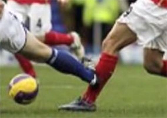 Zware beenbreuk voor Arsenal-spits Eduardo