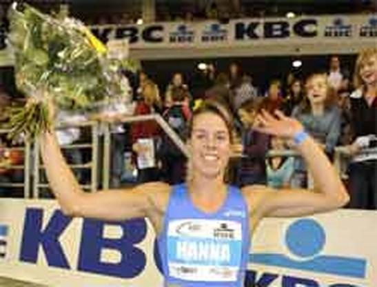 Hanna Mariën loopt Belgisch record op 200 meter