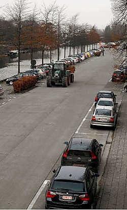 Er zijn plannen om de Pierre Corneliskaai herin te richten als een promenade. Carol Verstraete