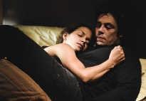 Halle Berry en Benicio Del Toro. dg<br>