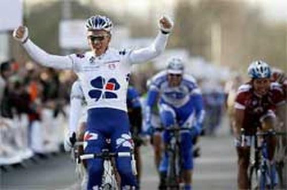 Philippe Gilbert wint Le Samyn