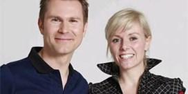 Wim De Vilder en Cathérine Moerkerke presenteren Televisiesterren