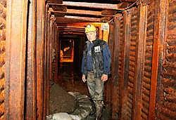 'Het is de best bewaarde dug-out die ik al gevonden heb', zegt Johan Vandewalle. Bart Vandenbroucke