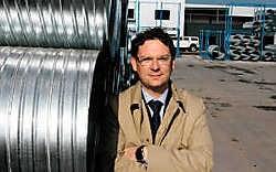 Nicolas Bearelle: 'Er zal steeds meer vraag komen naar dit soort activiteiten.'gia