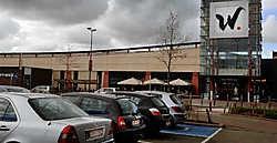 Zeventig procent van de consumenten uit andere gemeenten trekt in Sint-Niklaas uitsluitend naar het Waasland Shopping Center.Paul De Malsche