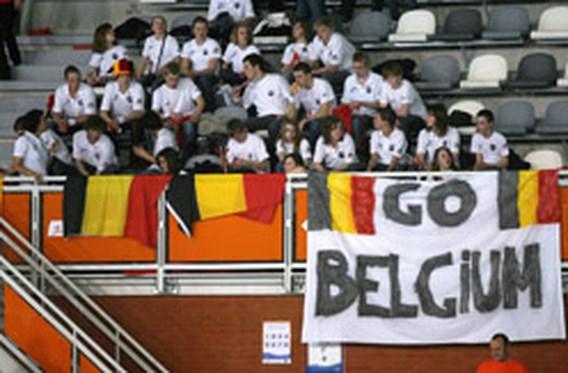 Belgische meisjes naar finale EK zwemmen