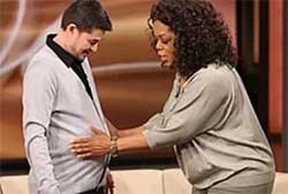 Zwangere man bevallen van gezonde baby