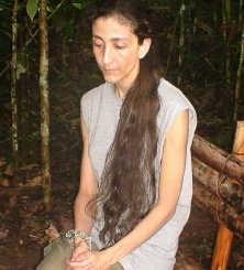 De volgende dagen kunnen beslissend zijn voor Ingrid Betancourt. ap<br>