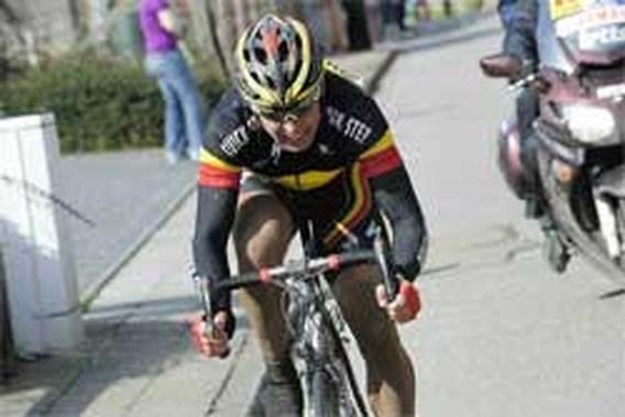 Stijn Devolder wint Ronde van Vlaanderen