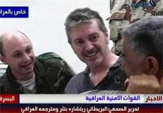 Britse journalist na twee maanden bevrijd in Basra