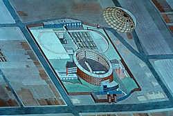 Bekaert schreef al over Rem Koolhaas in de vroege jaren zeventig, toen die projecten tekende die nooit gerealiseerd werden (zoals Panopticon, een gevangenis in Arnhem). Oma<br>
