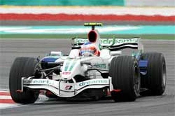 Rubens Barrichello evenaart record