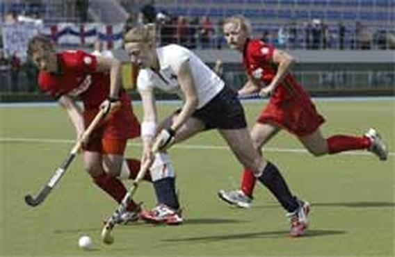 Belgische hockeyvrouwen stap dichter bij Peking