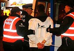 Gerrit Six: 'De probleemjongeren in Brussel zijn niet ontevreden, ze zijn gewoon verveeld.'Photo News<br>