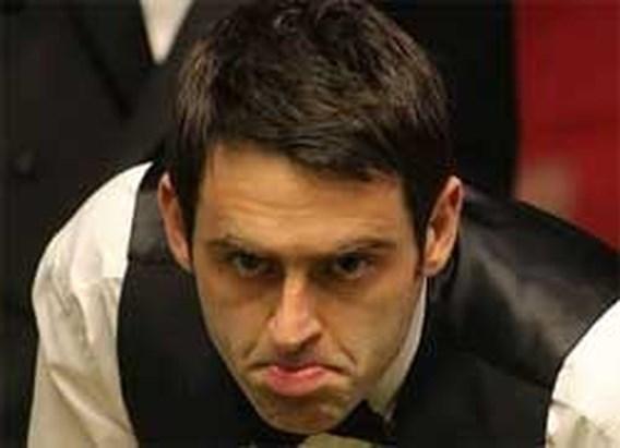 Ronnie O' Sullivan naar tweede ronde WK snooker