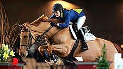 Dat Judy-Ann Melchior de zekerheid heeft dat ze haar toppaarden kan behouden, maakt haar tot een vaste Belgische waarde voor de toekomst.belga<br>