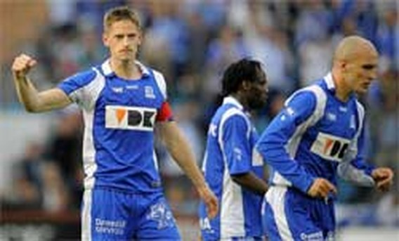 AA Gent treft Zweedse leidersploeg Kalmar FF