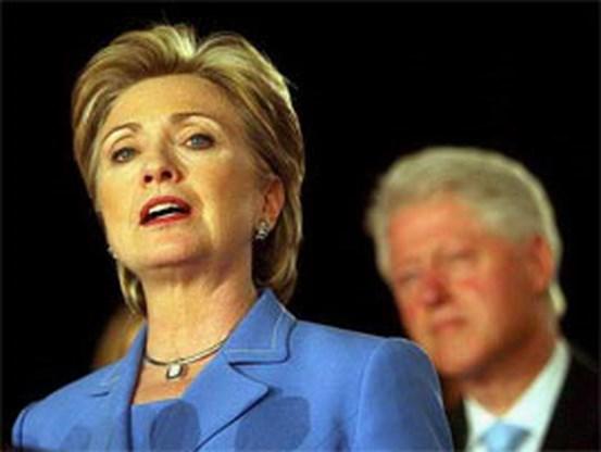 Hillary Clinton genoemd als minister van Buitenlandse Zaken