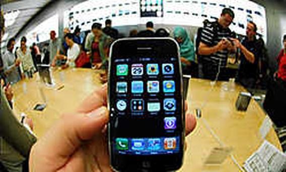 Belgische iPhone kost 525 euro