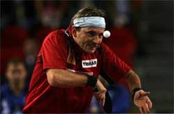 OS Tafeltennis: Saive in 1e ronde tegen Monteiro of Toriola
