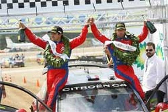 Wereldkampioen Loeb wint de Acropolisrally