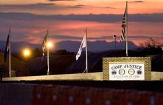 VS filmden bezoeken aan Guantanamo