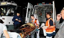 Omdat er meer dan tien lichtgewonden waren, zette de eerst aangekomen arts meteen het medisch rampenplan in werking.Gianni Barbieux