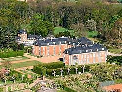 Het kasteel van Heks heeft een internationaal bekende tuin. Toerisme Limburg