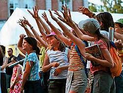 Kinderen uit het hele land zijn zondag welkom op het feest van Marc de Bel. if