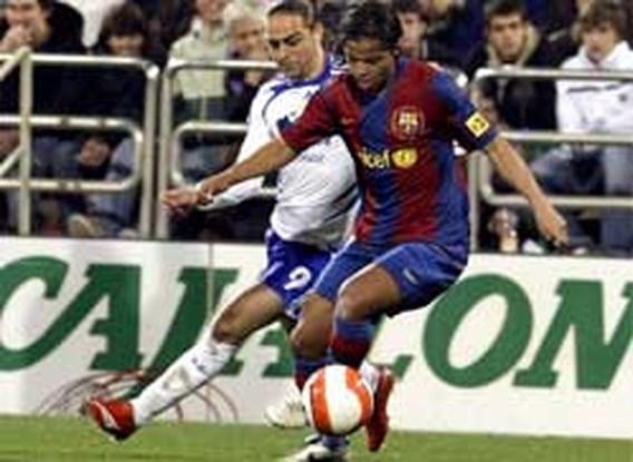 Giovani dos Santos ruilt FC Barcelona voor Tottenham