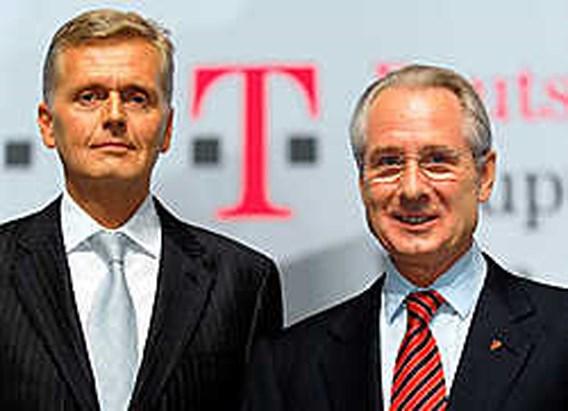 Duitsland in de ban van Telekomgate